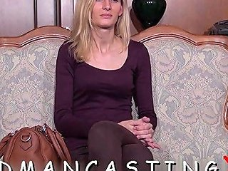 Interview Ends Up With Anal Sex Segment