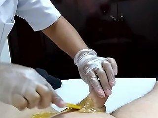 Waxing My Cock 02 Free Latina Hd Porn Video 10 Xhamster