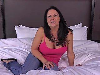 Anal Fucking Big Boobs Gilf Gets Pussy Creampie Hd Porn 26