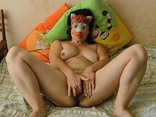 My Princess Masturbates Her Hairy Pussy In A Mask Porn C0