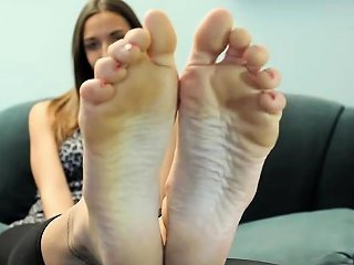 Long Foot Fetish Clips At Great Amateur Trampling Collection Nuvid