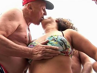Kinky Teen Girl Fucked By Three Old Farts Free Hd Porn D0