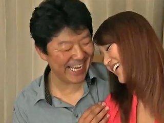 Bad Father In Law Seduces New Bride