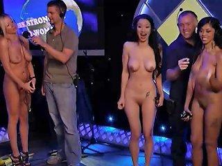 Worlds Strongest Naked Woman Contest Drtuber