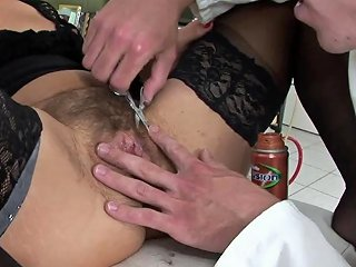 Dr Treats Horny Pussy With A Shave And Hard Cock Porn E1