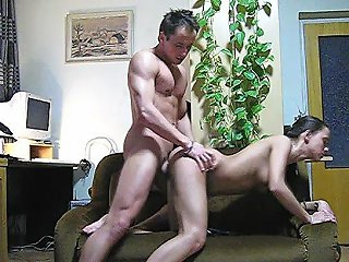 18 Videoz Victoria Sweet Too Horny To Mind The Camera