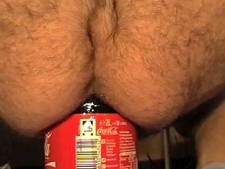 1 Try 68oz Bottle Insertion The First Attempt 2l Bottle Anal