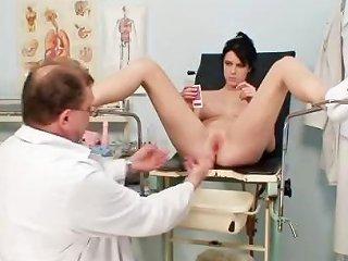 Busty Goddess Wicked Gyno Doctor Exam Drtuber
