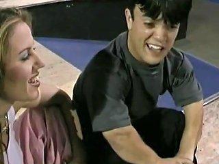 Longhair Blonde Ryan Meadows Fucks A Midget In A Skate Shop Txxx Com