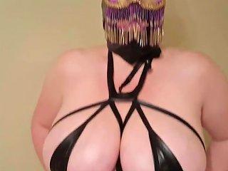 Doxy Lateshay Mardi Gra Mask Outfit Txxx Com