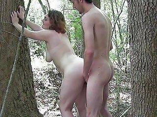 White Slut Amy Fucks In The Woods Pt1 Hd Porn Bb Xhamster