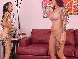 Big Tit Redhead Scissoring And Masturbating With Brunette Ba New 22 Nov 2020 Sunporno