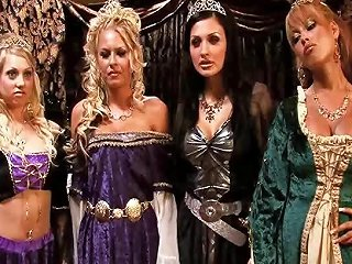 King And Queen Have A Medieval Orgy With Four Hot Whores Drtuber