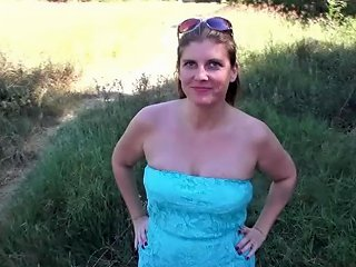 Wife Blows Strangers In A Field 124 Redtube Free Blowjob Porn