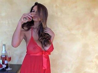 Petra Verkaik Champagne Strawberries Porn Dd Xhamster