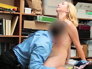 Cute And Shy Blonde Teen Zoe Parker Pounded Hard By Cop Drtuber