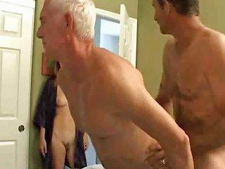 Old Man Slim Girl Bisex Drtuber