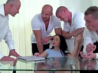 Bratty Daughter Dp Gangbanged By Dad And All His Friends 124 Redtube Free Big Tits Porn