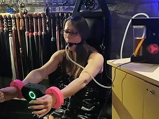Pump And Non Touch Cuffs Combined