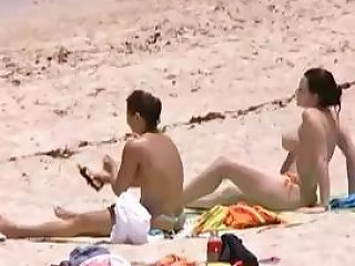 Wild And Naughty South Florida Beach Action In Girls Naked Nuvid