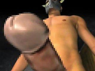 3d Busty Superhero Vs Giant Cock Drtuber