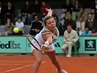 Simona Halep Hugh Boob Tennis Beauty Porn D8 Xhamster