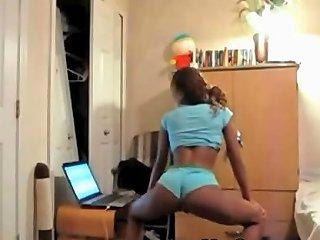 Sexy Ghetto Teen Bedroom Twerk Amp Shower Bonus Ameman