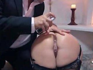 Blonde Corset Anal Blonde Anal Porn Video Ff Xhamster