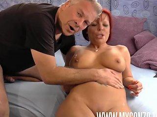 German Jolyne Joy Gets Hard Fucked In A Van By Dieter Von Stein 124 Redtube Free Amateur Porn