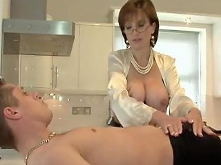 Classy Lady Serviced By Young Handyman Porn 9d Xhamster