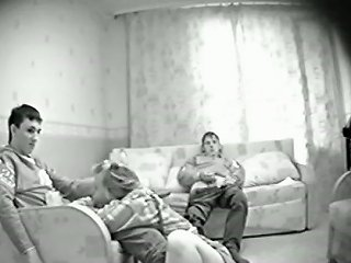 Voyeur Nympho Teen Threesome Drtuber