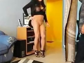 French Amateur Beurette Big Boobs Try To Make A Buy