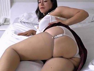 Mature Mom Feeding Her Unshaved Old Cunt Porn 0c Xhamster