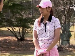 Subtitled Uncensored Hd Japanese Golf Outdoors Exposure Drtuber