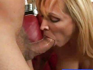 Blonde Lady Nicole Moore Sucking Fat Dick Free Porn Aa