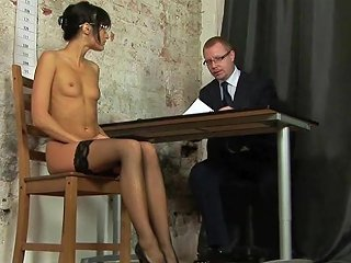 Dirty Job Interview For Hot Young Secretary Free Porn F2