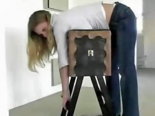 Caning Blonde Teen In Jeans Free Slave Porn 60 Xhamster