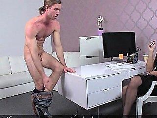 Female Agent Loves Sex Games A Lot Clip Clip 2