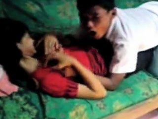 Indonesia Anak Sma Jawa Tengah Beraksi Drtuber
