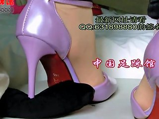Chinese Shoejob 6