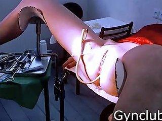 Full Gyno Exam Gerl On Gyno Chair Free Porn 29 Xhamster