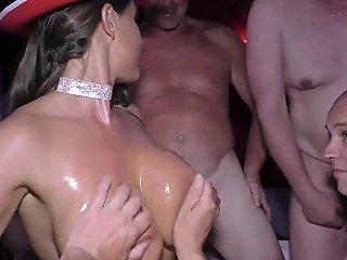 German Gangbang With Busty MILF Sexy Susi