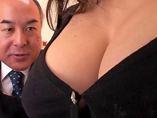 Busty Mom Uses Her Sexy Tits To Seduce The Headmaster Porn Videos