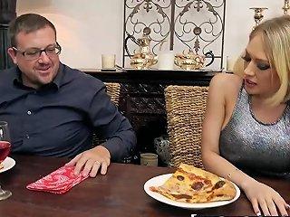 Mofos Pornstar Vote Housewife Fucks On Kitchen Floor Starring Kagney Linn Karter