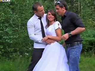 Drunk Bride Madelyn Fucked Hard Be Her Bridegroom 039 S Best Friends In The Forest Befuck Com