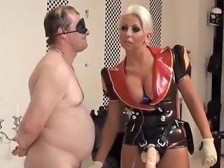 German Mistress Strapon