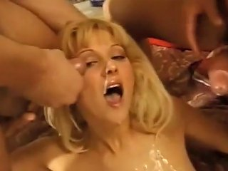Best Pornstar Caroline Cage In Incredible Dp Blonde Porn Clip Txxx Com