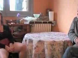 Crazy Homemade Record With Threesome Stockings Scenes