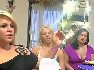 Real Bachelorette Fucked Doggystyle At Party