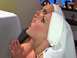 White Nuns Threesome Hardcore Porn Video D4 Xhamster